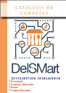 Catálogo de Canastas DelSMart Dec.2013