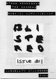 Blistered Issue #1