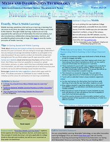 SC-ITC Newsletter