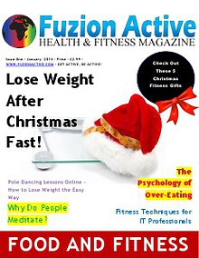Fuzion Active Magazine - Issue 1 January 2014