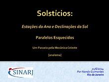 Solstícios [analema]