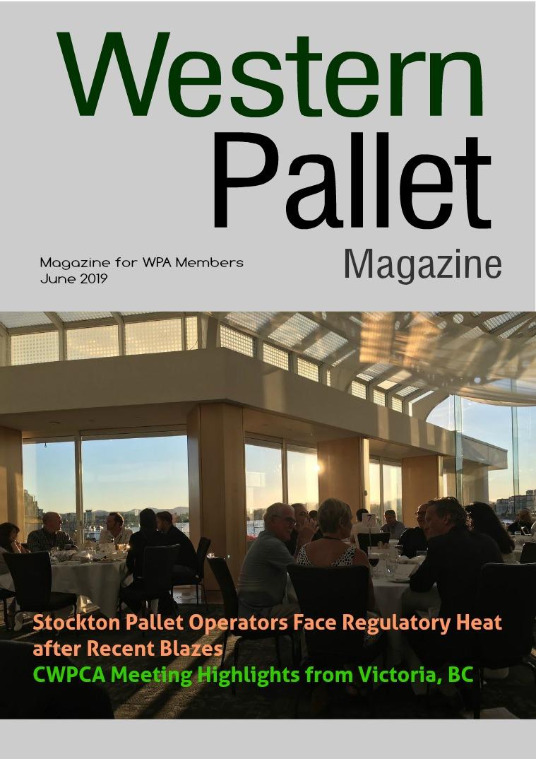 Western Pallet Magazine June 2019