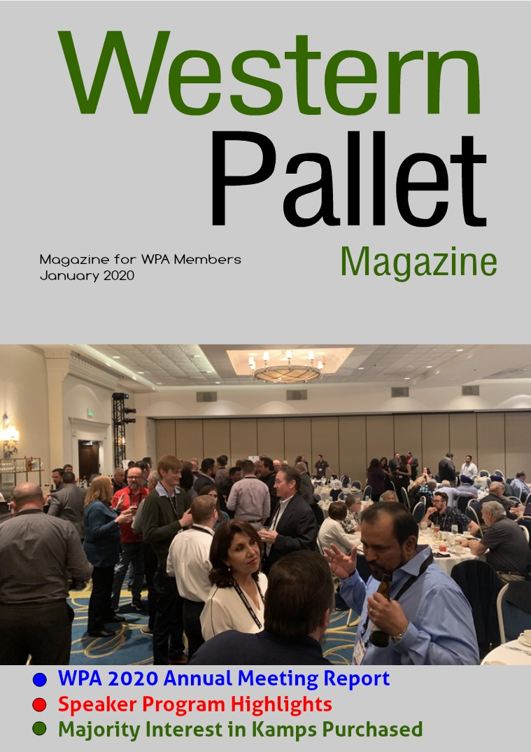 Western Pallet Magazine January 2020