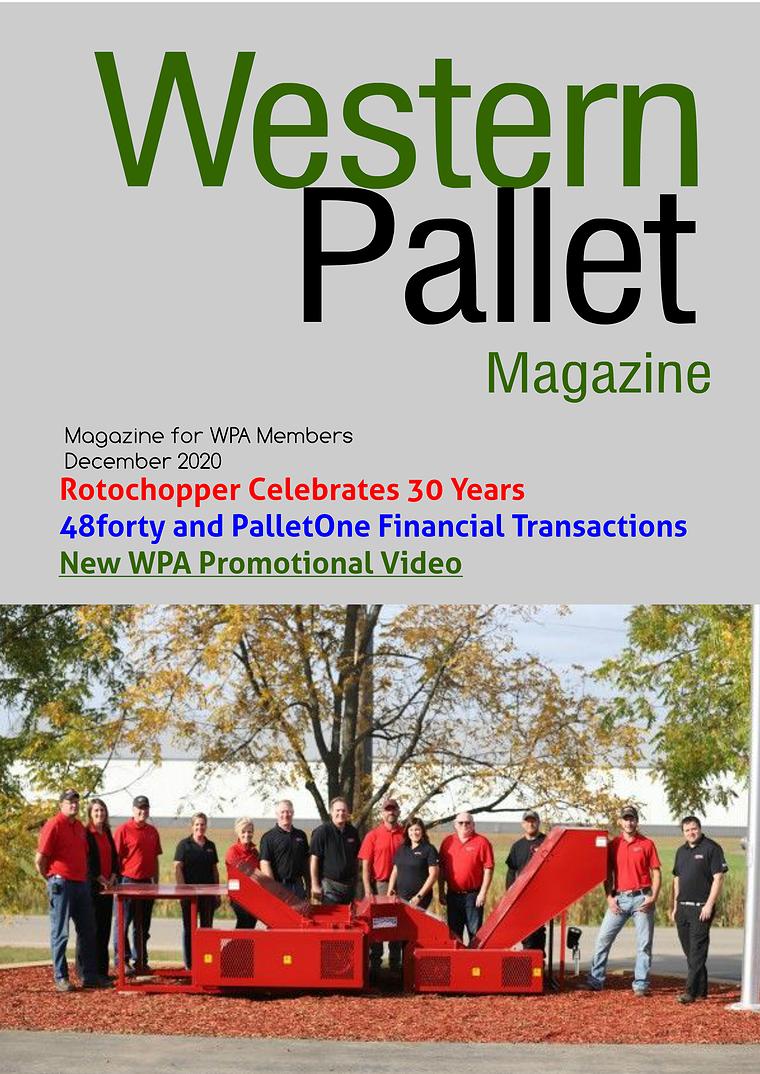 Western Pallet Magazine December 2020