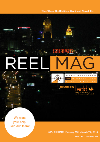 ReelAbilities: Cincinnati Issue One,  February 2014
