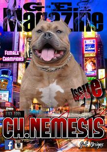G-E'z Magazine Issue