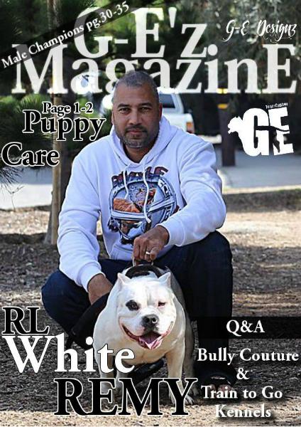 G-E'z Magazine Issue 6