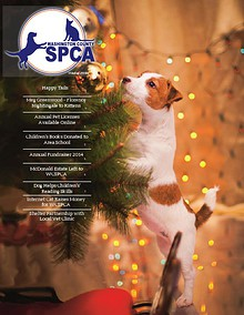 Washington County SPCA Newsletter