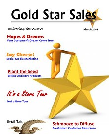 Gold Star Sales March