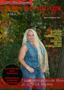 Canada Plus Magazine