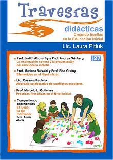 Revista Travesías didácticas Nº 27