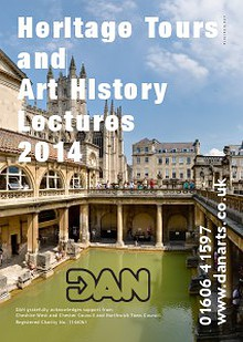 DAN Heritage Tours Spring and Summer 2014