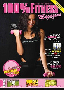 100% Fitness Mag - Anno 0