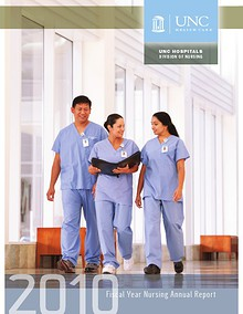 2010 UNC Nursing Annual Report