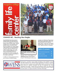 Family Life Center Newsletter