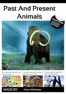 Past and Present Animals