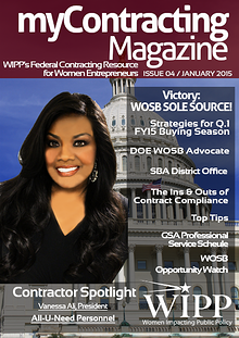 WIPP's myContracting Magazine